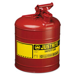 Justrite 5g/19l Safe Can Red