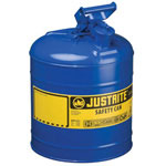 Justrite 5g/19l Safe Can Blu