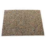Rubbermaid River Rock Aggregate Panels, River Rock 4 Per Case