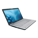 "Toshiba Satellite Pro L550-EZ1703 - Core 2 Duo T6570 2.1 GHz - 17.3"" TFT"