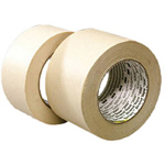 "3M Paper Tape 200 Natural 72 mm"" x 55m 5.5 Mil"