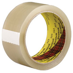 "Scotch Scotch Scotch Box Sealing Tape311 Tan 48 mm"" x 100 M"
