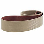3M Cloth Belts, 3 in X 132 in, A30, Aluminum Oxide