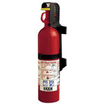 Kidde Safety Fire Ext. Auto Disposable Ul Rating 5-b:c 2lb