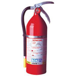 Kidde Safety Tri Class Tri Chemical Steel Cylndr Extinguisher