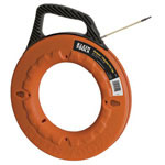 Klein Tools Navigator Flexible Fish Tape, 100 ft