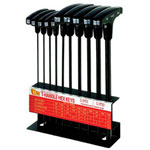 "Klein Tools 33252 10 Piece 9"" T-handle"
