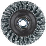 Advance Brush WHL KNOT STR BEAD CARBONSTEEL 4-1/2X.020X5/8-11