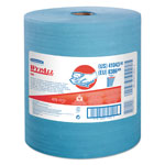 Kimberly-Clark X80 Shop Rags Roll, Blue