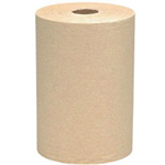 Kimberly-Clark Tradition Brown Hard Roll Towel 400'/rol