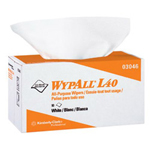 "Kimberly-Clark 11"" x 10.4"" Wypall L40 Wipe 90/ Box (810 Wpr/case)"