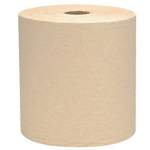 Kimberly-Clark Scott Surpass Brown Hardroll Towel 800'