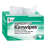 Kimberly-Clark White KIMTECH SCIENCE KIMWIPES Delicate Task Wipes