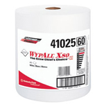 Kimberly-Clark Wypall X80 Shop Pro Jumbo Roll White 475 Per Rol