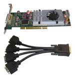 Jaton VIDEO-558PCI-QLP - graphics adapter - GF 8400 GS - 512 MB