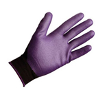 Kimberly-Clark Size 11 Kleenguard Purple Nitrile Foam Coated Gl