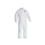 Kimberly-Clark Large Kleenguard Xp White Coverall