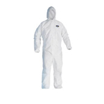 Kleenguard® X-large White Coverall Zipper Fron