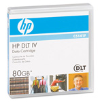 HP DLT IV - DLT IV - 40 GB / 80 GB - Storage Media