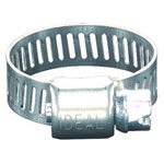 "IDEAL 62p 6202 M-ger 1/4"" To 5/8"" Hose Clamp 5/16"" Ss"
