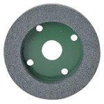 "CGW Abrasives 6"" x 1"" x 4 Plt.mtd. Gc120-i-v Toolroom Wheels"