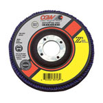 "CGW Abrasives 4-1/2"" x 7/8"" Z3-60 T27 Ultimate Flap Disc"