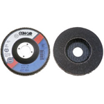 "CGW Abrasives 4-1/2"" x 7/8"" Sc-120 T27 Regsilicon Carbide Flap Di"