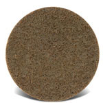 "CGW Abrasives 7"" HOOK & LOOP COARSE -GOLD"