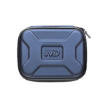 Western Digital My Passport Essential Hard Case Dark Blue WDBABL0000NBL - storage drive carrying case