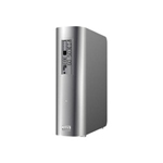 Western Digital My Book Studio WDBAAJ0010HSL - hard drive - 1 TB - FireWire / FireWire 800 / Hi-Speed USB
