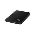 Western Digital My Passport Essential WDBAAA6400ABK - hard drive - 640 GB - Hi-Speed USB