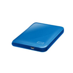 Western Digital My Passport Essential WDBAAA6400ABL - hard drive - 640 GB - Hi-Speed USB