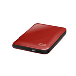 Western Digital My Passport Essential WDBAAA6400ARD - hard drive - 640 GB - Hi-Speed USB