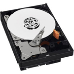 Western Digital AV-GP WD5000AVDS - hard drive - 500 GB - SATA-300