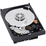 Western Digital Caviar Green WD20EARS - hard drive - 2 TB - SATA-300