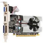 MSI N210-MD1G/D3 - Graphics Adapter - GF 210 - 1 GB