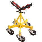 Sumner Max-Jax Pipe Stands, Holds Up to 40 in Pipe Diameter