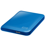 Western Digital My Passport Essential WDBACY5000ABL - Hard Drive - 500 GB - SuperSpeed USB