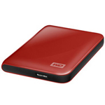 Western Digital My Passport Essential WDBACY5000ARD - Hard Drive - 500 GB - SuperSpeed USB