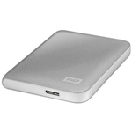 Western Digital My Passport Essential WDBACY5000ASL - Hard Drive - 500 GB - SuperSpeed USB