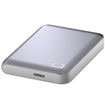Western Digital My Passport Essential SE WDBACX7500ASL - Hard Drive - 750 GB - SuperSpeed USB