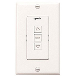 Draper Low Voltage Switch - projection screen key-switch