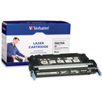 Verbatim Toner Cartridge (Replaces HP Q6470A) - 1 x Black - 6000 Pages