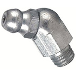 "Lincoln Industrial 65 Degree Angle 1/4"" NPT Grease Fitting"