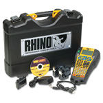 Dymo RhinoPRO 6000 Hard Case Kit - Labelmaker - B/W - Thermal Transfer - Roll (0.95 In) - USB
