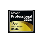 Lexar Professional Flash Memory Card - 16 GB - CompactFlash