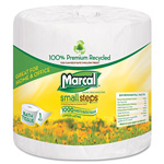 Marcal Bulk Toilet Tissue 1Ply 1000Sheet