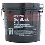 Loctite Nordbak Wearing Compound, 25 lb Plastic Pail