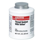 Loctite Thread Sealants w/ PTFE, 16 oz Can, White