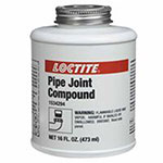 Loctite Pipe Joint Compounds, 1 Pint Can, Black